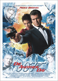 007 Die Another Day Movie Poster