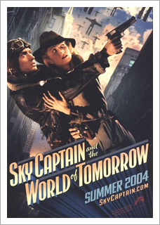 Sky Captain and the World of Tomarrow Movie Poster